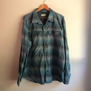 Columbia Omni-Shade Long Sleeve Shirt